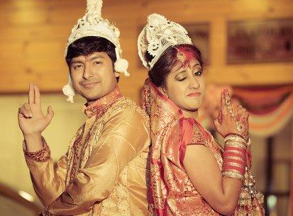 Radhika & Sagar