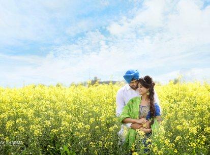 Manvir & Varinderjit