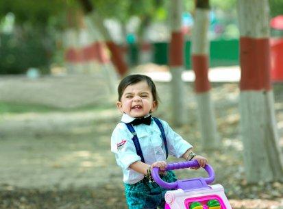 Kiaan – Little baby, lots of love!